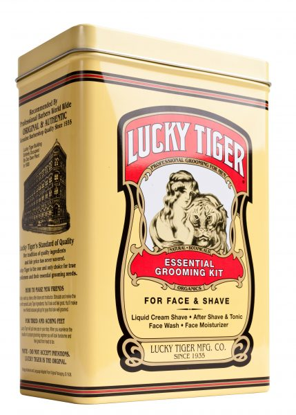 Lucky Tiger Essential Grooming Kit LT00175